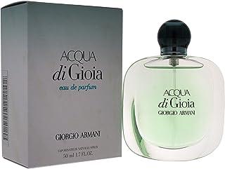 Giorgio Armani Acqua Di Gioia Eau De Parfum Spray for Women, 1.70-Ounce