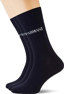 Essential Logo Multipack Short Socks Calcetines, para Hombre