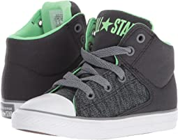 Chuck Taylor® All Star® High Street Heather Textile Fundamentals Hi (Infant/Toddler)