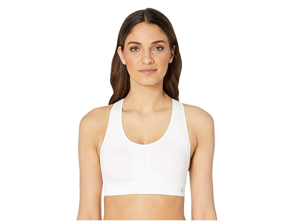 Champion Infinity Shape Sports Bra (White) Women