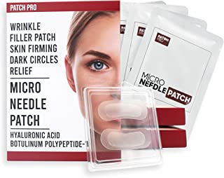[PATCH PRO] Micro Needle Patch - Skin Regeneration New Generation Mask Pack for Anti-Wrinkle Anti-Aging 40mg x 8pc Korean ...