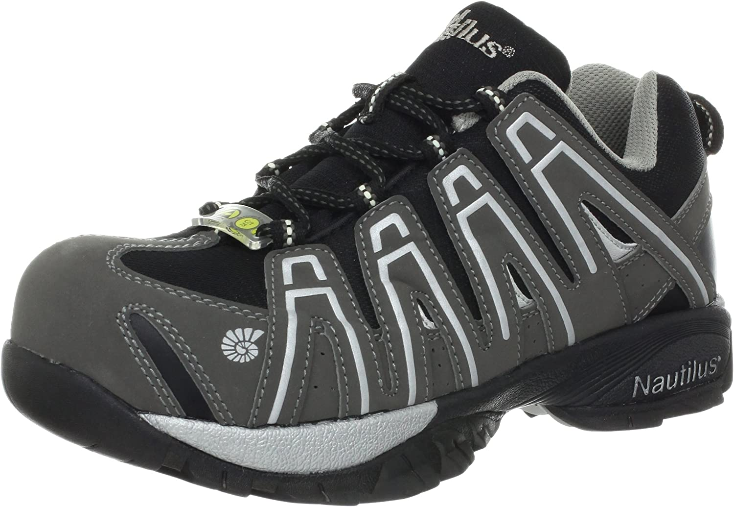 Nautilus 1340 ESD Comp Safety Toe No Exposed Metal Athletic Work Shoe B00GXCUE64  | Fierce Kaufen