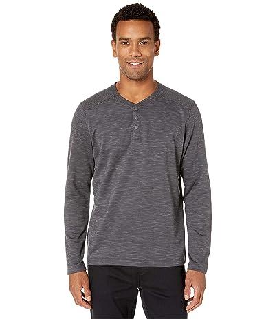 Prana Bismark Long Sleeve Shirt (Maple Heather) Men