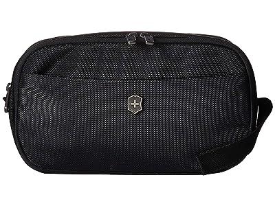 Victorinox Werks Traveler 6.0 Toiletry Kit (Black) Toiletries Case