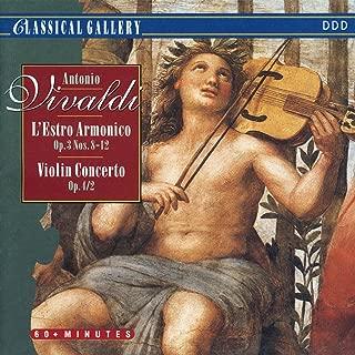 Vivaldi: L'Estro Armonico, Nos. 8-12 - Violin Concerto No. 2