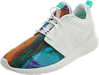 Nike Men's Roshe One Print Running Shoe, Sail/Sail-Menta, 11.5