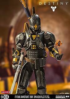 Destiny McFarlane Titan Target Exclusive Figure Amduat Shader