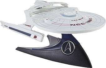 XL Raumschiff Metall Modell 22cm Star Trek englisch Magazin U.S.S Reliant