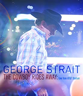 Cowboy Rides Away: Live from at&T Stadium [DVD]