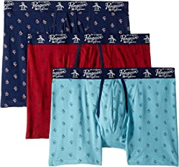 3-Pack Fashion Boxer Brief