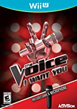 The Voice Bundle with Microphone - Wii U