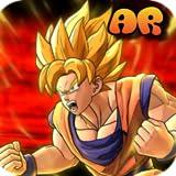 [AR] Goku Virtual Action Figure!...