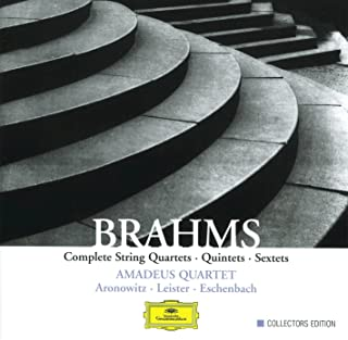 Best brahms sextet no 2 Reviews