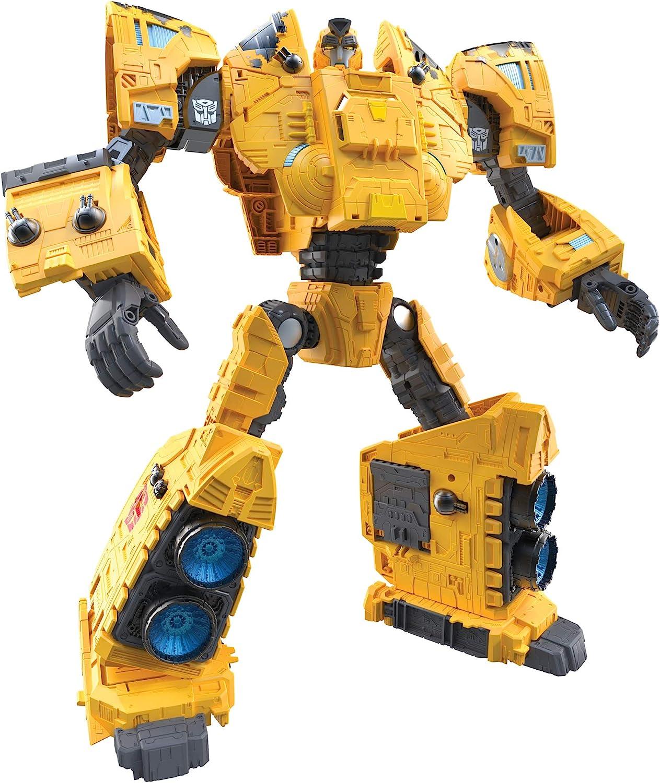 Transformers Toys Generations War for Cybertron: Kingdom Titan WFC-K30...