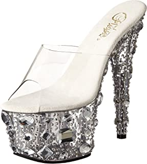 Pleaser Women's Adore-701MR/C/M Platform