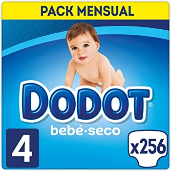 Dodot Activity Pañales Talla 4, 192 Pañales, 9 a 14 kg: Amazon.es ...