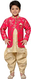 Kids Indian Wear Bollywood Style Salwaar Sherwani for Boys