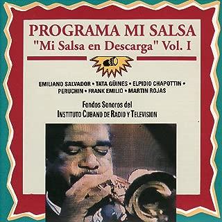 Programa Mi Salsa - Mi Salsa en Descarga Vol.1