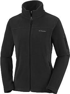 Columbia Women's Fast Trek Ii Jacket Outer Layer Polyfleece