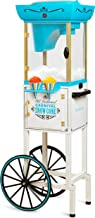 Nostalgia SCC399 Inch Tall Snow Cone Cart, Metal Scoop Makes 48 Icy Treats, Includes..