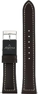 Alpina Unisex ALE-DBR22X18-SS E-Strap Analog-Digital Display Swiss Quartz Blue Watch