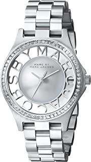 Marc Jacobs Mbm3337 For Women (Analog, Fashion Watch)