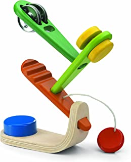 Wonderworld Musical Tree - Tree Shaped Musical Toy Set - 4 Individual Pieces With Connectors