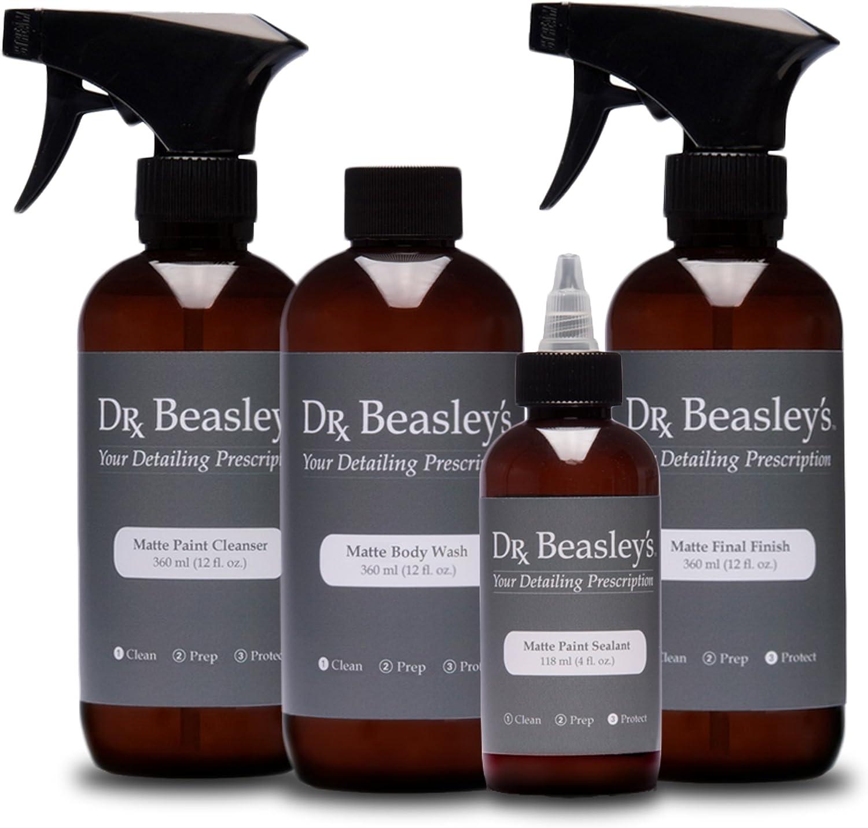 Dr. favorite Beasley's Matte Paint Prescription Kit Detailing with Gorgeous Access