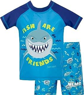 Boys' Finding Nemo Two Piece Swim Set