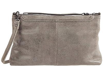 Hobo Darcy (Titanium) Cross Body Handbags