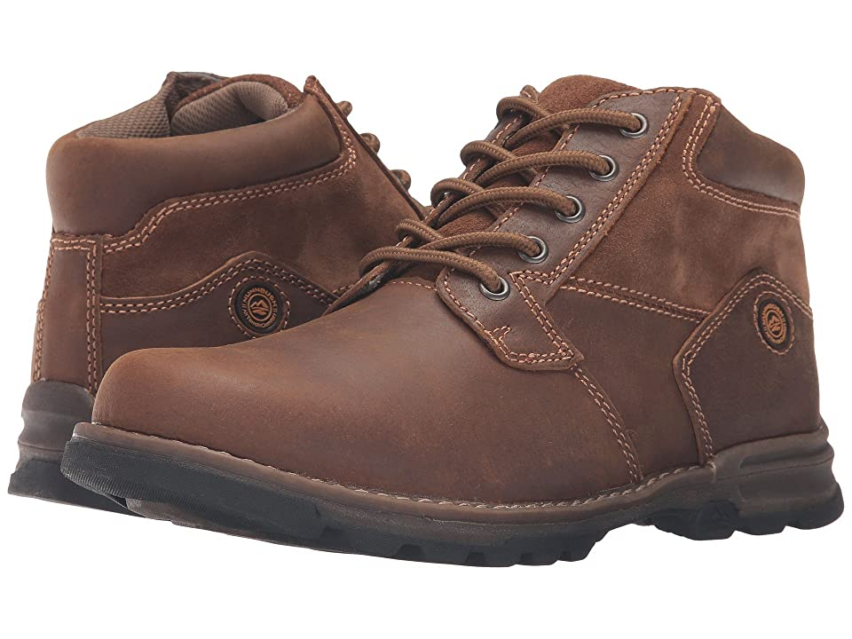 Nunn Bush Park Falls Plain Toe Boot All Terrain Comfort (Camel) Men