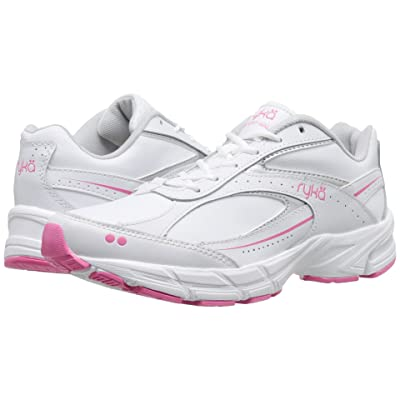 Ryka Comfort Walk (White) Women