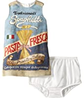 Dolce & Gabbana Kids Spaghetti Dress (Infant)