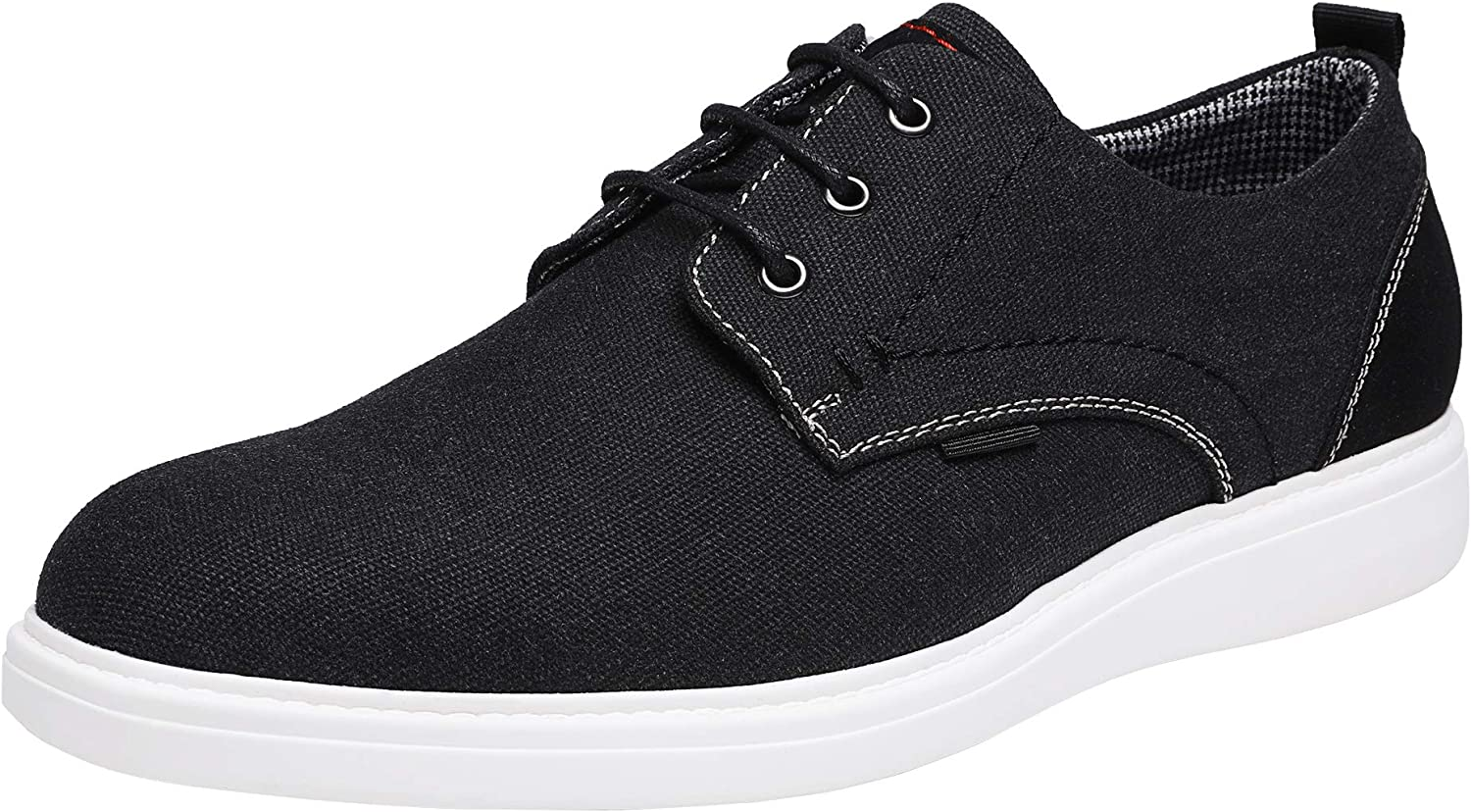 Bruno Max 89% OFF Marc Men's Lace-up Fashion Sneakers Brand new Canvas Casual Shoes