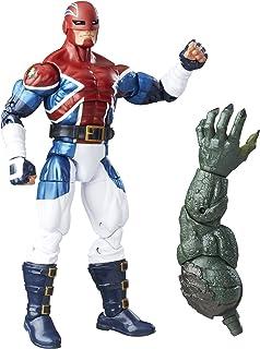 Marvel 6-Inch Legends Series Energized Emissaries Captain Britain