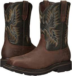 Ariat Sierra Wide Square Toe Steel Toe