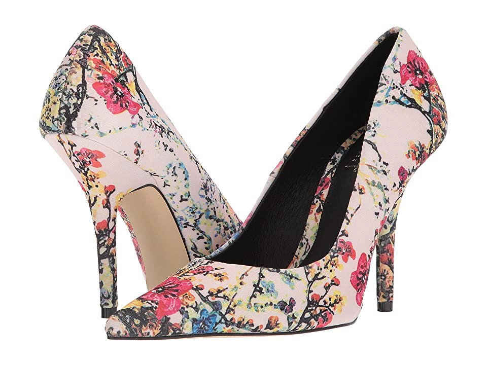 Shellys London Heather (Bright Floral) High Heels