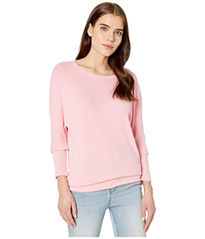 Cupcakes and Cashmere Ivery Ultra Soft Dolman Sweater (Peony) Women