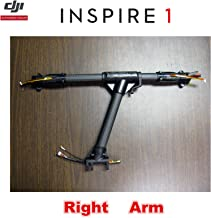 DJI Inspire 1 V2.0 Drone Right Arm Assembly Carbon Fibre Frame Main Frame Boom