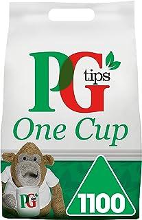 PG Tips One Cup Schwarzer Tee 1100 Teebeutel, 2200 g
