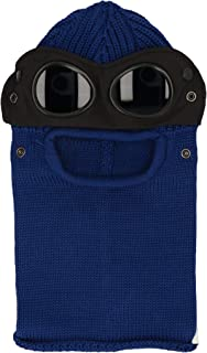 CP COMPANY Luxury Fashion Mens 07CMAC216A005509A879 Blue Hat | Fall Winter 19