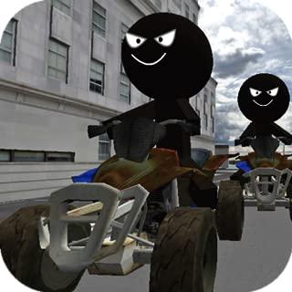 Stunt Stick Bike Life - Free Driving Derby Simulator