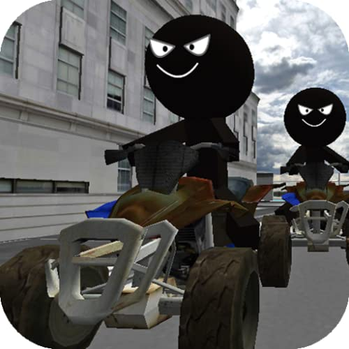 Stunt Stick Bike Life - Free Driving Derby Simulator