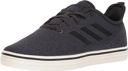 Adidas Hommes's Defy, Carbon Core noir Chalk blanc, 7 M US