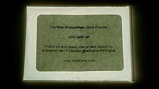 white glow powder