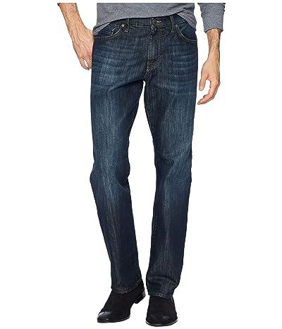 Mavi Jeans Matt Relaxed Straight Leg in Dark Stanford (Dark Stanford) Men