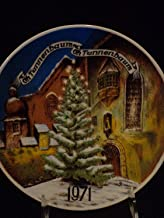 Oh Tannenbaum Oh Tannenbaum Seven Seas Traders Plate 1971 Christmas Plate Christmas Carol Series Marshall Field Plate