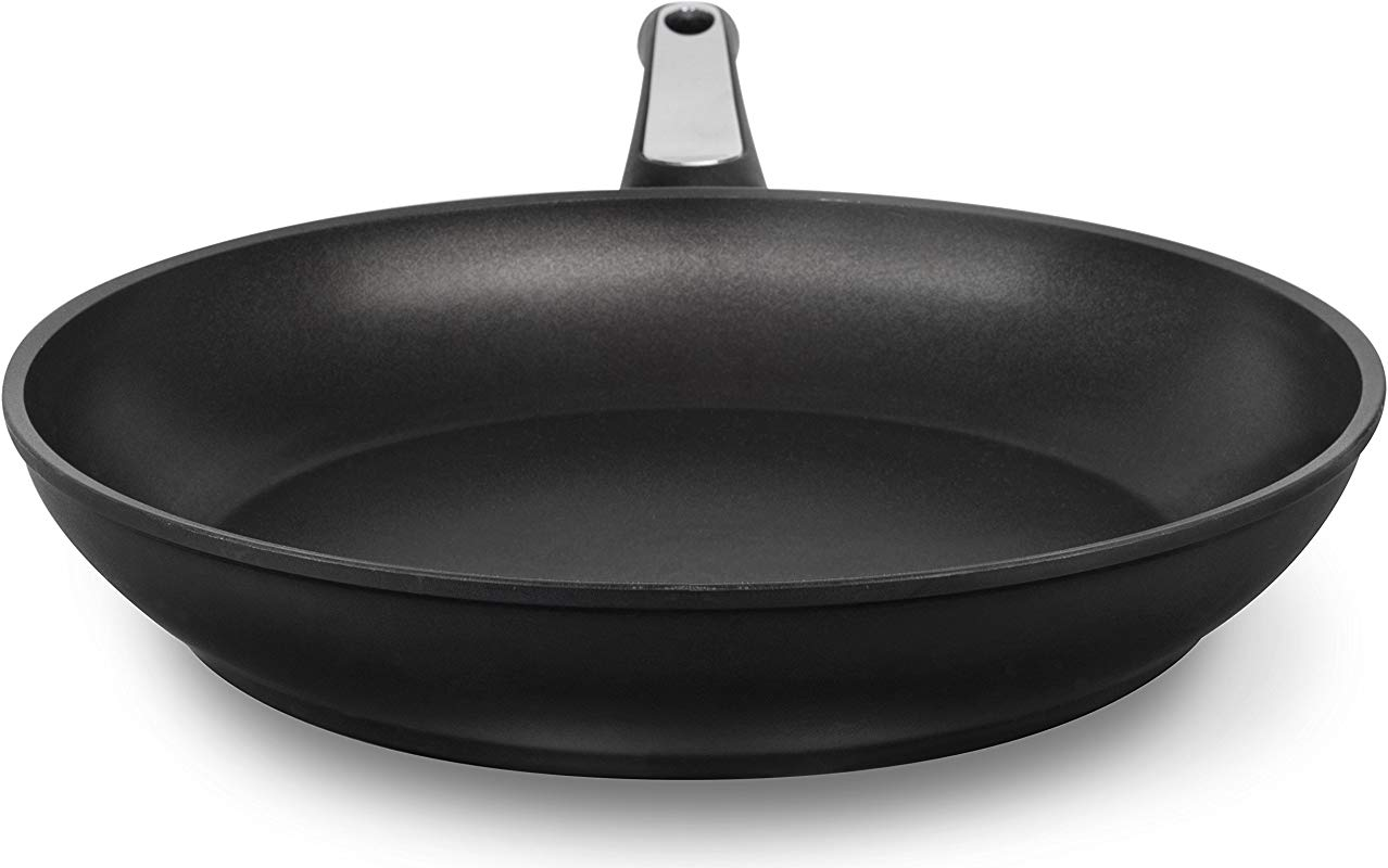 Ozeri Professional Series Induction Fry Pan In Black Onyx Made In Italy