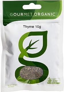 Gourmet Organic Herbs Thyme, 10 g