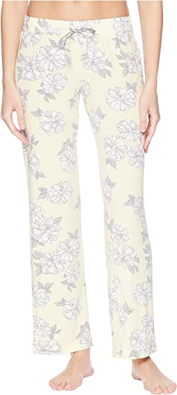 P.J. Salvage Sunshine Days Floral Pants